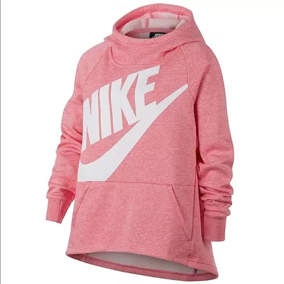 M XL Pink or Purple Retail $40. L Girl/'s Youth Under Armour Hoodie NEW Size S